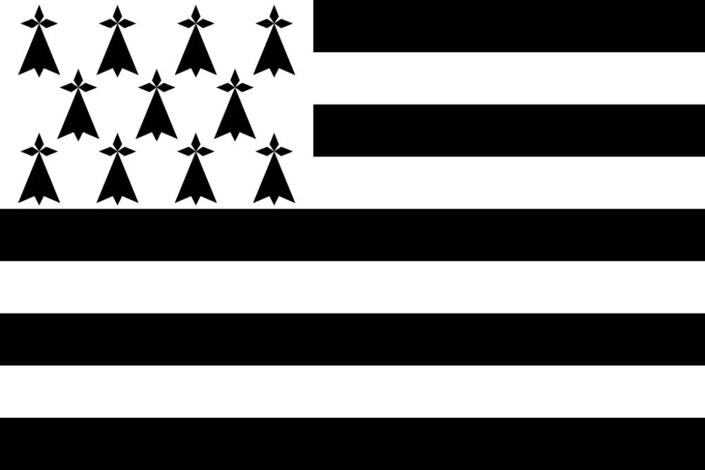 ブルターニュの旗