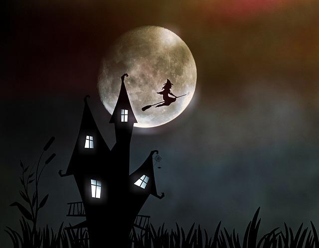 魔女の秘薬のイメージ